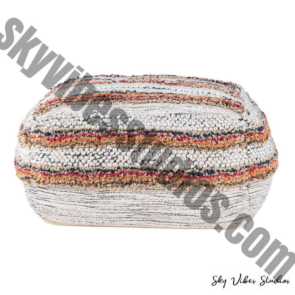 Sky Vibes Studios- Best Poufs manufacturers in India