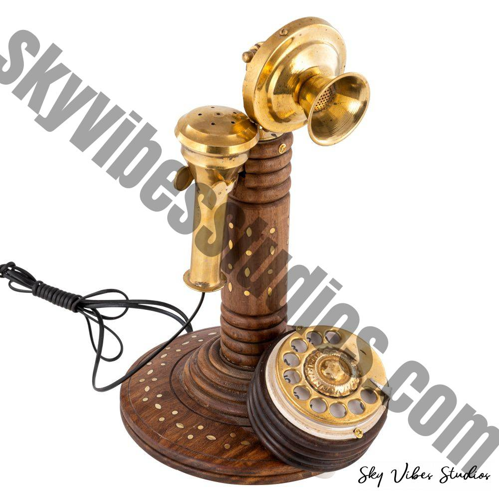 Sky Vibes Studios- Telephone at best price- Home decor manufacturers in India