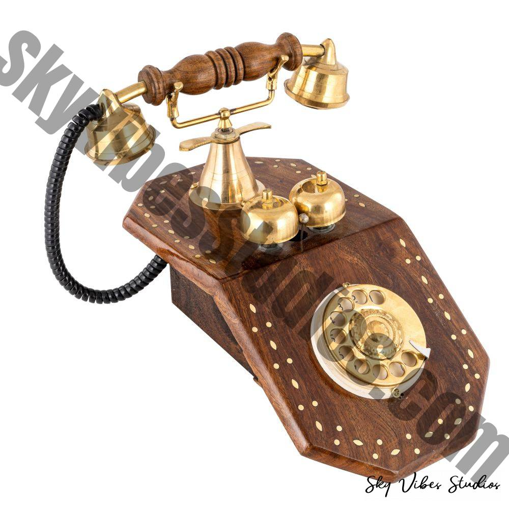 Sky Vibes Studios- Telephone at best price- Home decor exporters in India