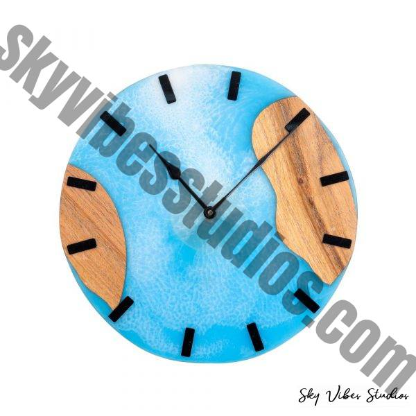 Sky Vibes Studios- Clock at best price- Home decor exporters in India
